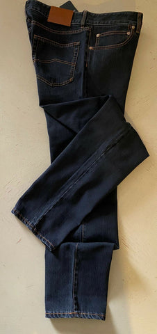 NWT $875 Giorgio Armani Men Jeans Pants  Black 34 US ( 50 Eu ) Italy