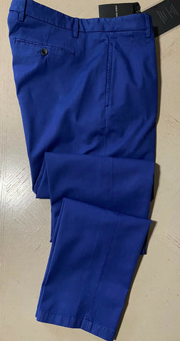 NWT $575 Giorgio Armani Mens Pants Blue 36 US ( 52 Eu )