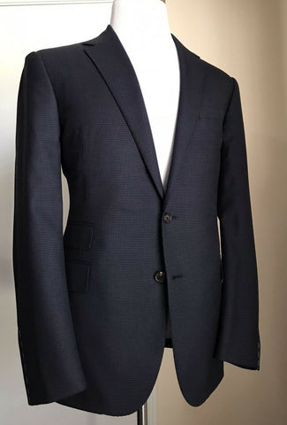 New $2995 Ralph Lauren Purple Label Mens Suit Navy 42R US ( 52R Eu ) Italy