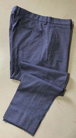 $875 Giorgio Armani Mens Pants LT Blue 36 US ( 52 It) Italy