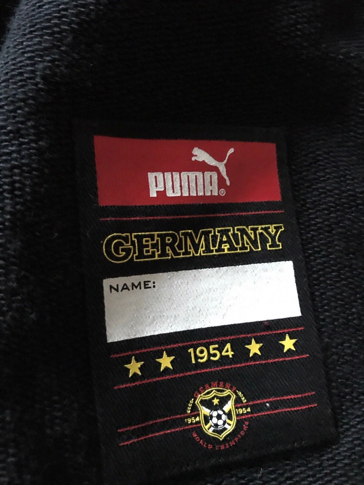 New Puma Men's Sport Jacket Germany World Champions Size M US - BAYSUPERSTORE