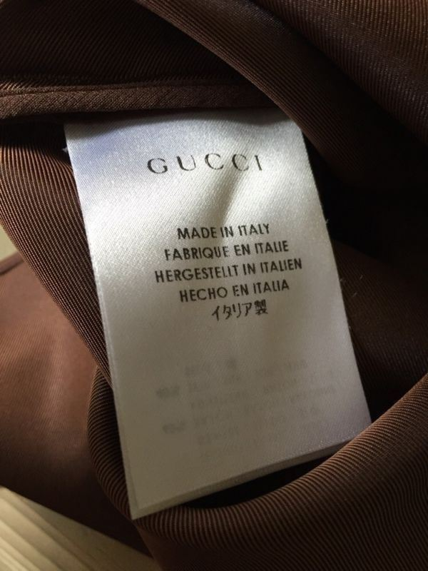 Gucci Women's Top / Blouse Size 40 Eu ( 8 US ) NWT $690 Italy - BAYSUPERSTORE