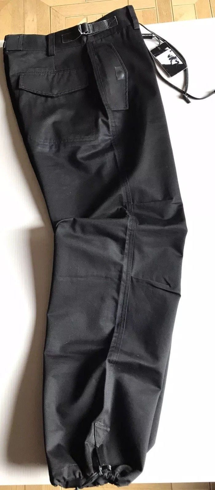 New $575 Emporio Armani Men's Pants Black 32 US ( 48 Eu ) Italy