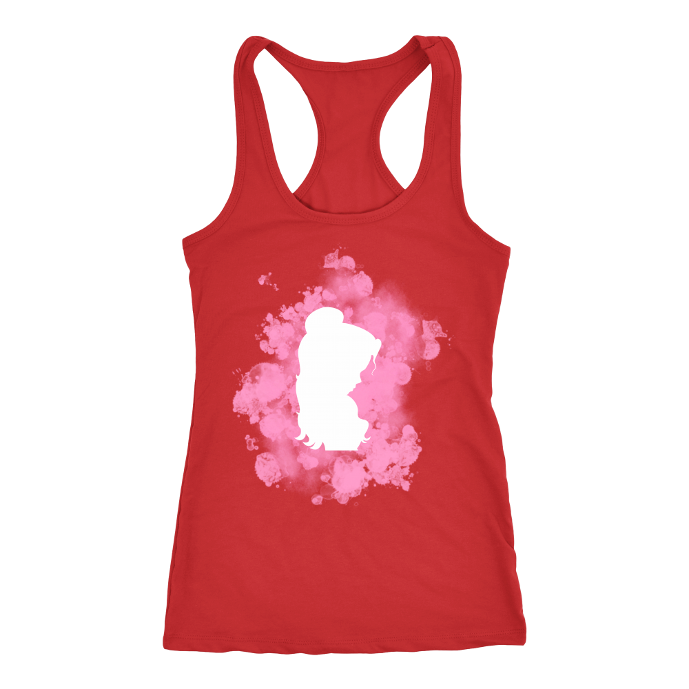 Next Level 'Shadow' Women's Racerback Tank Top - BAYSUPERSTORE