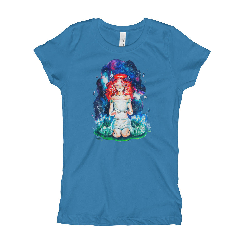 Next Level 'Anime Hope' Girl's T-Shirt - BAYSUPERSTORE
