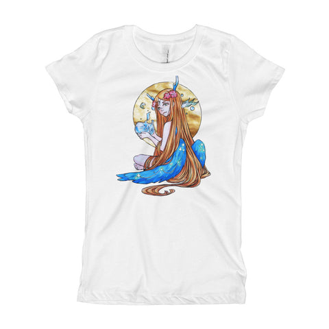 Next Level  'Anime Angel' Girl's The Princess Tee - BAYSUPERSTORE