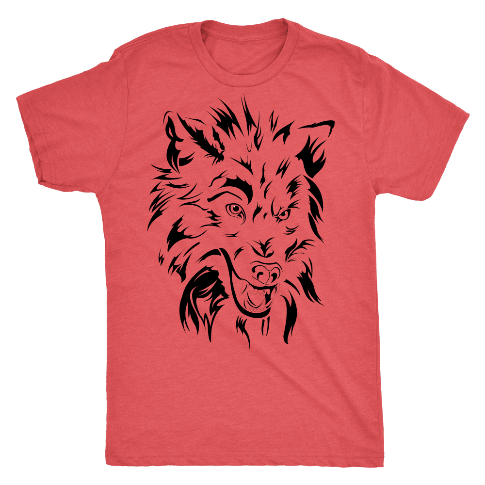Next Level Limited Edition ' WOLF' Men/Women T-Shirts - BAYSUPERSTORE