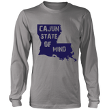 Cajun State of Mind - Long Sleeve Tee