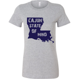 Cajun State of Mind - Bella Women's Tee