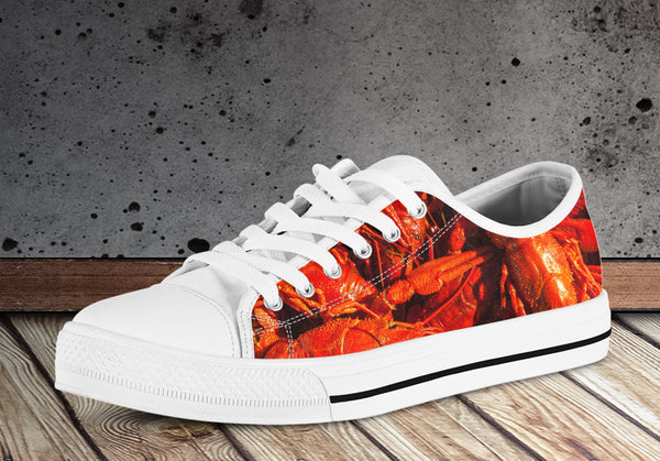 Crawfish Low Tops - Women
