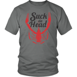 Suck Da Head, Red - Unisex