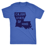 Cajun State of Mind - Next Level Men's Triblend