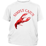 Simply Cajun Crawfish - Youth Tee
