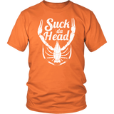 Suck Da Head, White - Unisex
