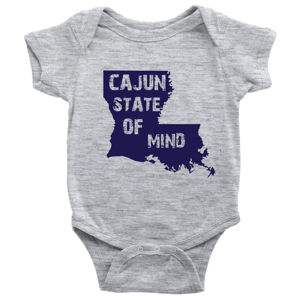 Cajun State of Mind - Onesie