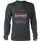 Money Can't BAYOU Happiness - Long Sleeve Tee