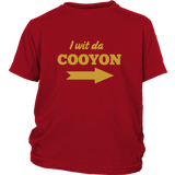 I Wit Da Cooyon - Youth Tee