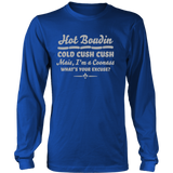 Hot Boudin - Long Sleeve Tee