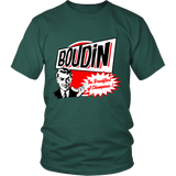 Boudin: The Breakfast of Champions - Unisex Tee