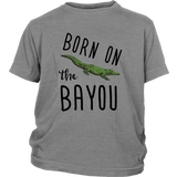 Born On The Bayou - Youth Tee