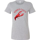 Simply Cajun Crawfish - Bella Women's Tee