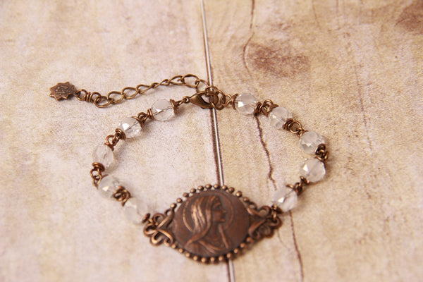 Blessed Mother Bracelet