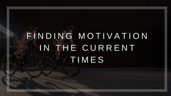 Finding Motivation in the Current Times