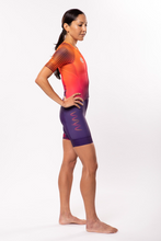 Load image into Gallery viewer, women's neptune aero+sleeved tri suit 2.5 - beacon