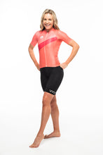 Load image into Gallery viewer, women's soglia premium cycling jersey 2.5 - capri