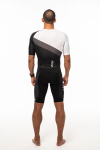 men's soglia aero+ triathlon suit 2.5 - milano