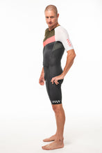 Load image into Gallery viewer, men's soglia aero+ triathlon suit 2.5 - lucca
