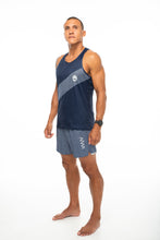 Load image into Gallery viewer, DASH singlet - midnight