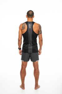 DASH singlet - mercury rising