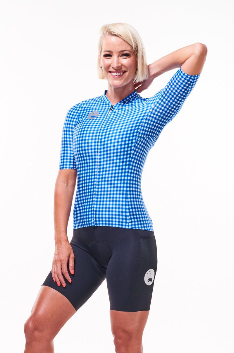 women's mod premium cycling jersey - 9-2-5