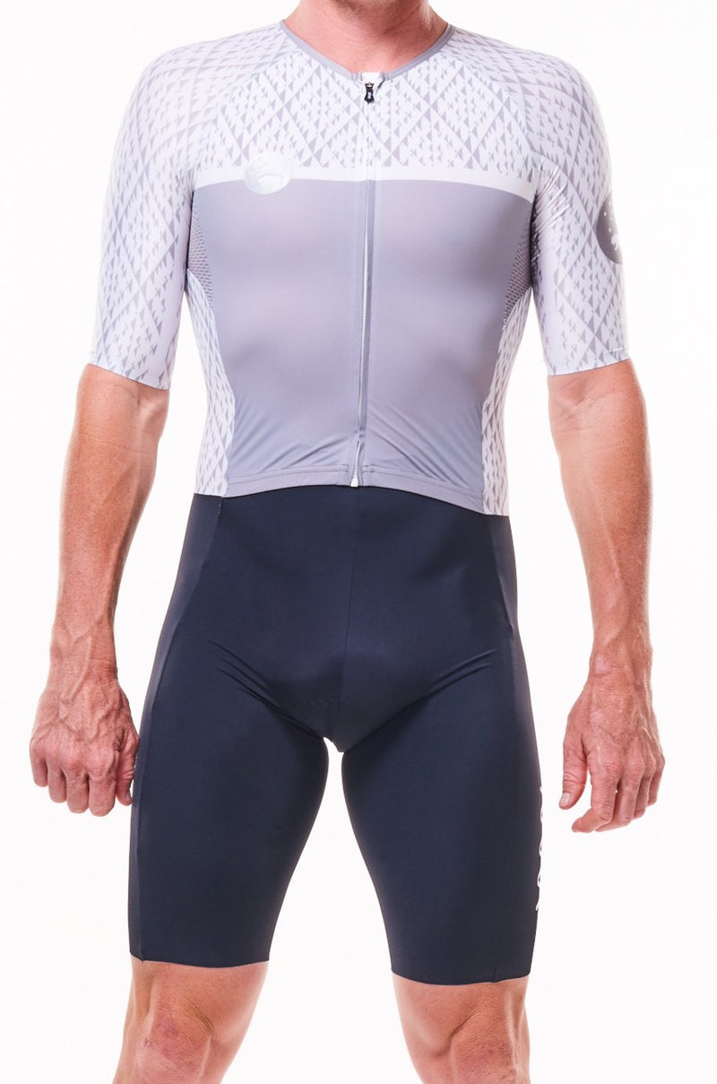 men's paradigm velocity+ triathlon suit - float