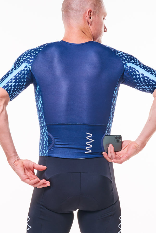 men's paradigm velocity+ triathlon suit - shift