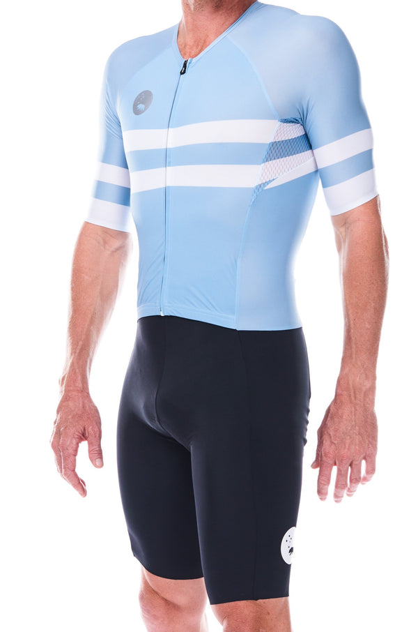 men's mojave velocity+ triathlon suit - mist