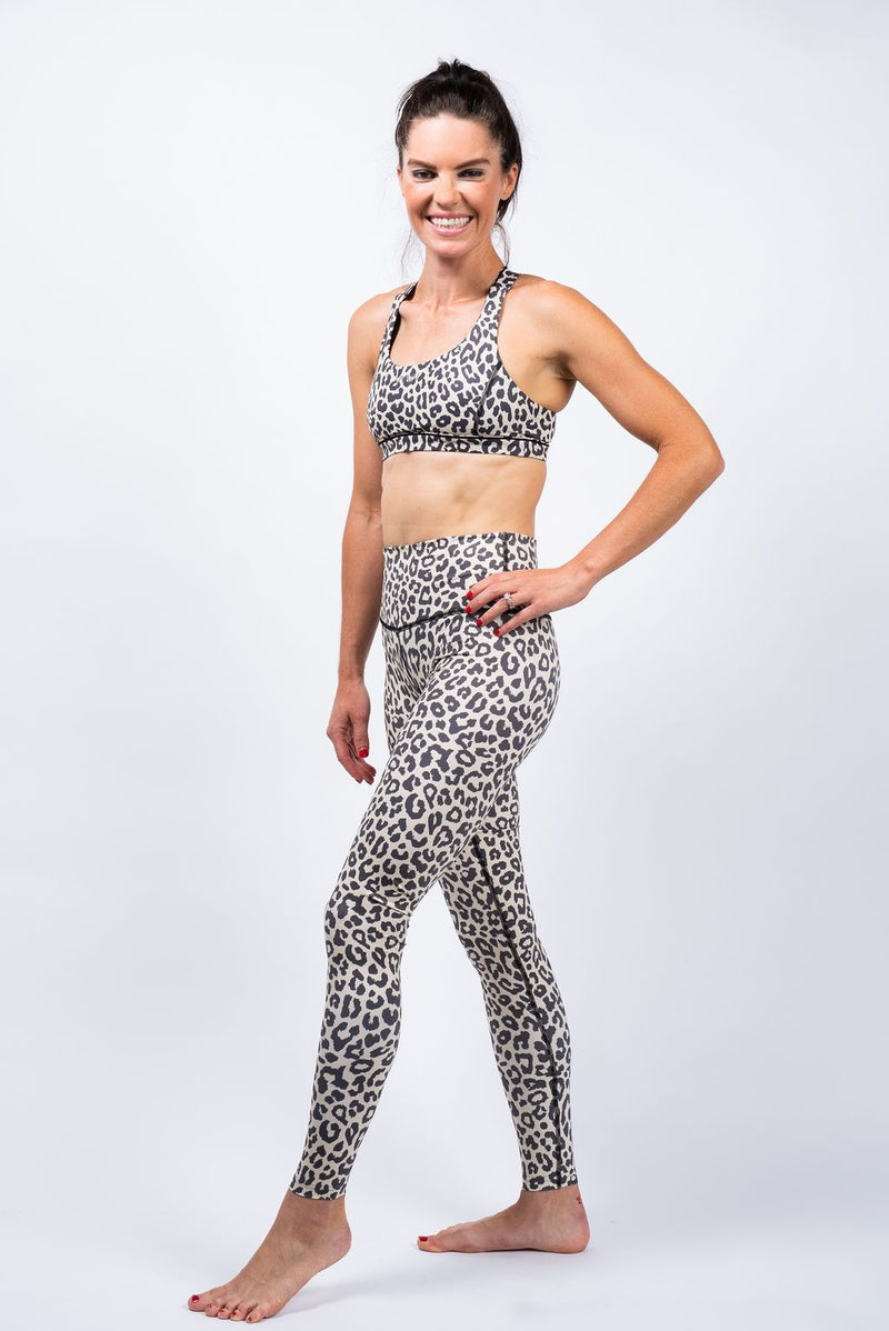 All. The. Things. leopardess leggings *FINAL SALE*