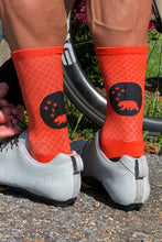 Load image into Gallery viewer, Flagship sock - orange