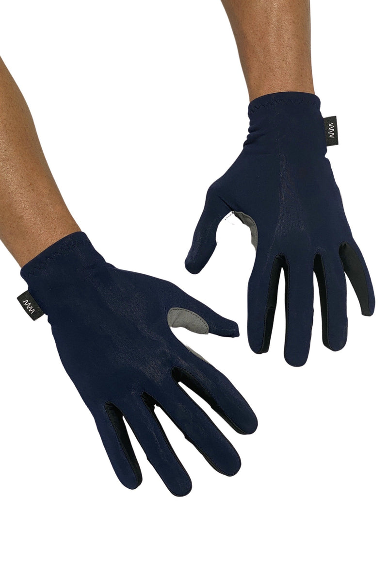 essentials thermal gloves- deep navy