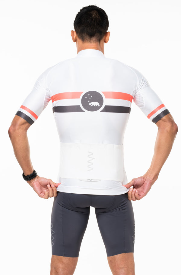 men's zee racer premium cycling jersey