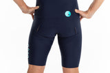 men's LUCEO bib shorts - navy