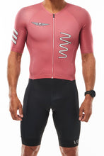 Load image into Gallery viewer, keep the peace aero+ triathlon suit 3.0 - code red