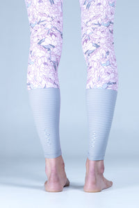All. The. Things. legging - peonies