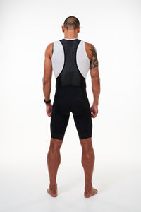 keep the peace pro 2.0 bib shorts - high flyer