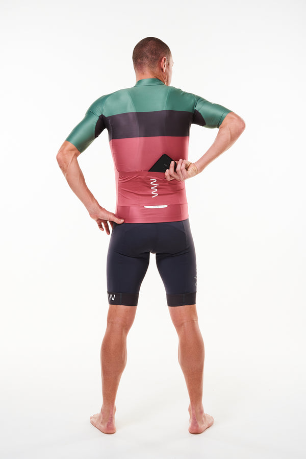 keep the peace premium cycling jersey - alliance