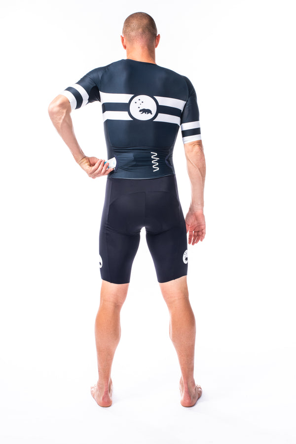 men's mojave velocity+ triathlon suit - midnight