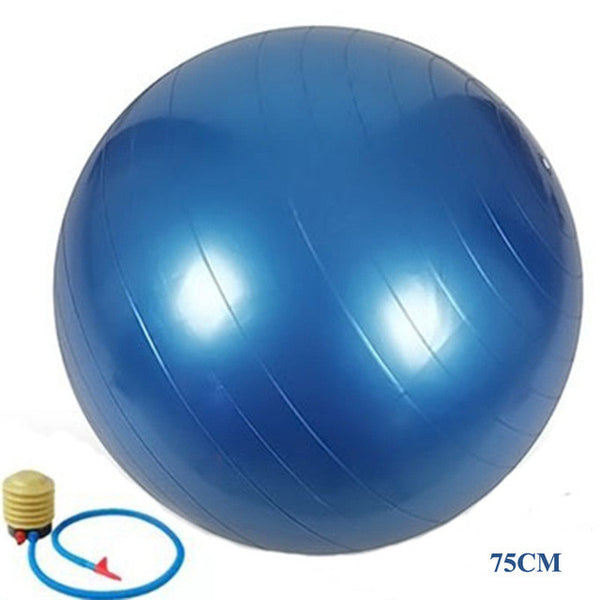 75Cm PVC Explosion-proof Yoga Ball for Pregnant Midwifery Birth Fitness