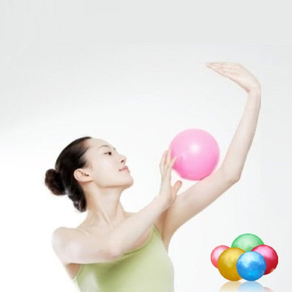 Mini Yoga Ball for Physical Fitness Exercise at home