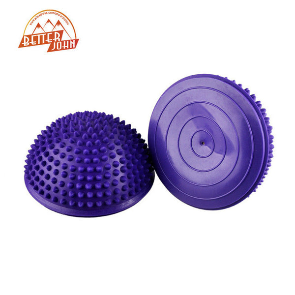 Yoga Half Ball Fitness Equipment for Kids & Elders